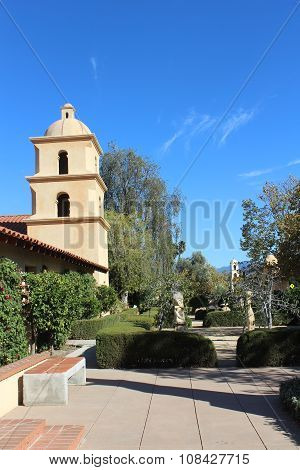 Downtown Ojai, California