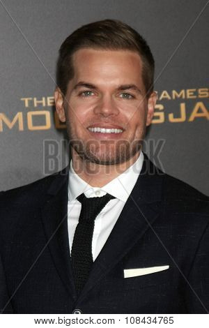 LOS ANGELES - NOV 16:  Wes Chatham at the