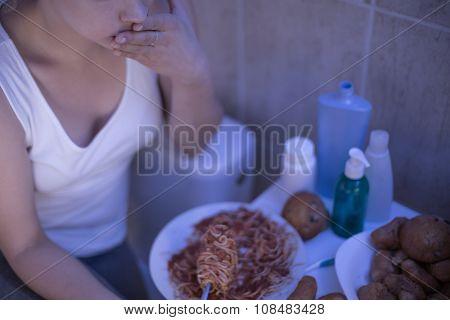 Dangerous Eating Disorder