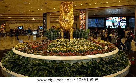 MGM Grand Hotel and Casino in Las Vegas