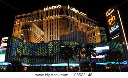 Planet Hollywood Resort and Casino in Las Vegas