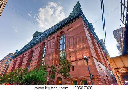 Harold Washington Library Center - Chicago