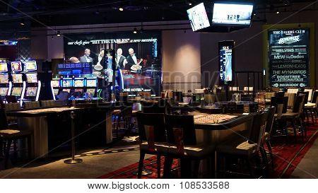 SLS Hotel and Casino in Las Vegas