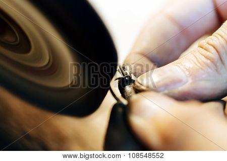 Jewelry Polishing Ring