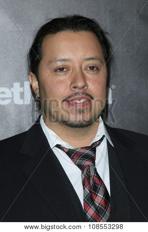 LOS ANGELES - NOV 05:  Efren Ramirez at the Fallout 4 video game launch  at the downtown on November 05, 2015 in Los Angeles, CA