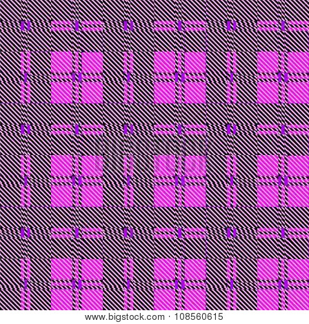 Bright Purple Background