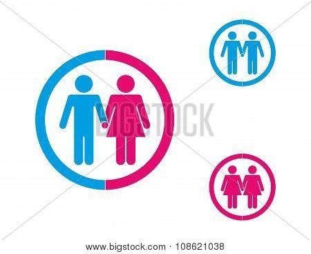 Couples Illustration