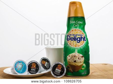 Coffee With Irish Cream