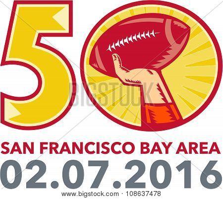 50 Pro Football Championship Sunday 2016