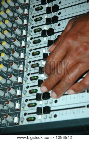 Audio Board  Hands