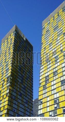 Veer Towers in Las Vegas