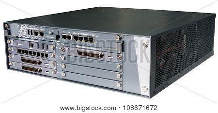 Communication Server Isolated