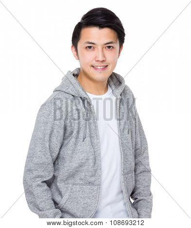 Asian Young man