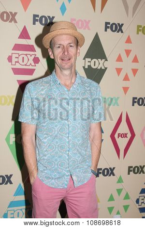 LOS ANGELES - AUG 6:  Denis O'Hare at the FOX TCA Summer 2015 All-Star Party at the Soho House on August 6, 2015 in West Hollywood, CA