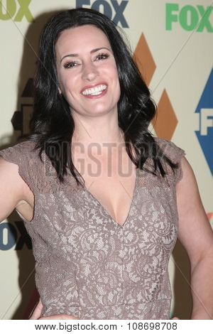 LOS ANGELES - AUG 6:  Paget Brewster at the FOX TCA Summer 2015 All-Star Party at the Soho House on August 6, 2015 in West Hollywood, CA