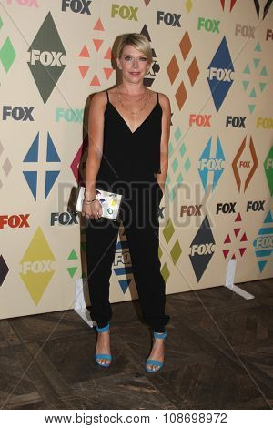 LOS ANGELES - AUG 6:  Mary Elizabeth Ellis at the FOX TCA Summer 2015 All-Star Party at the Soho House on August 6, 2015 in West Hollywood, CA