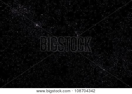 Stars and galaxy space sky starry night background