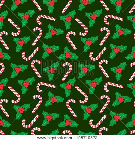Christmas Seamless Vector Pattern 8