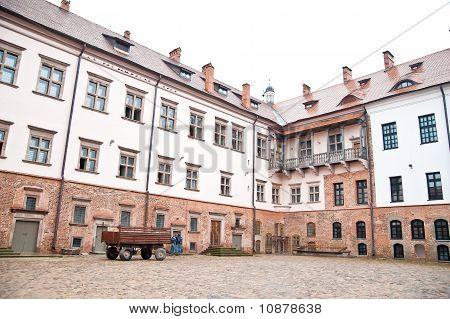 old Mir castle Belarus