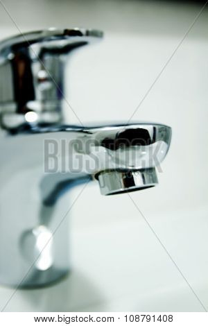 Classic Faucet For The Bathroom