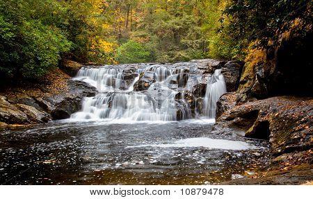 Dick Creek Falls