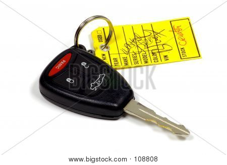 Key And Tag