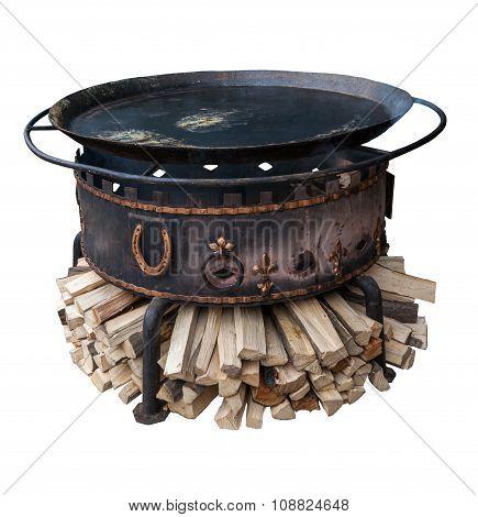 Huge Frying Pan