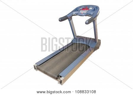 trainer treadmill