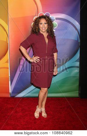 LOS ANGELES - NOV 17:  Diana Maria Riva at the Press Junket For NBC's
