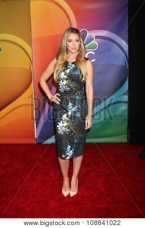 LOS ANGELES - NOV 17:  Jayden Douglas at the Press Junket For NBC's