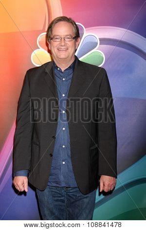 LOS ANGELES - NOV 17:  Mark McKinney at the Press Junket For NBC's