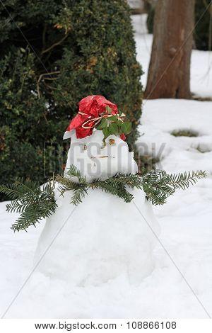 Beautiful Snowman