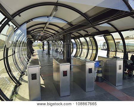 point bus Curitiba