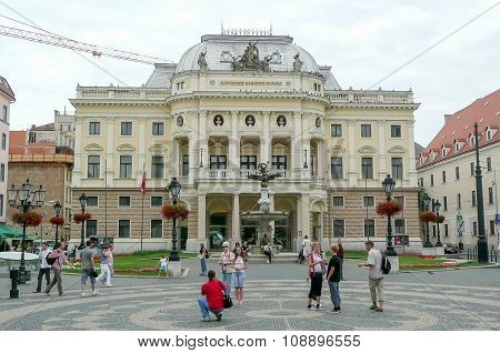Slovak National Opera Theatre, Bratislava