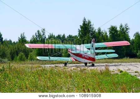 Airplane Emergencies Ministry Of Belarus, Bellesavia