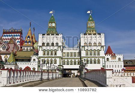 Moscow, Izmaylovskiy Vernisage