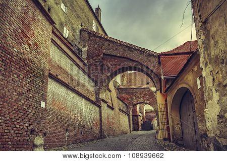 Cityscape, Sibiu, Romania