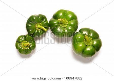 Flat Pepper
