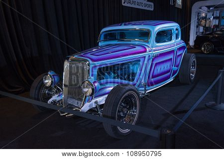 Iron Orchid Hot Rod