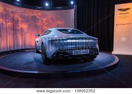Aston Martin Db10 Agb