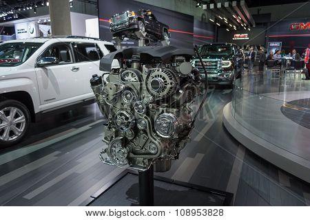 Gmc Engine