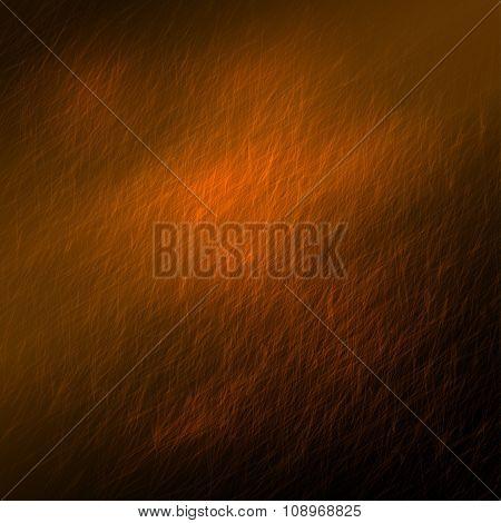 orange abstract grunge background texture with light gradient