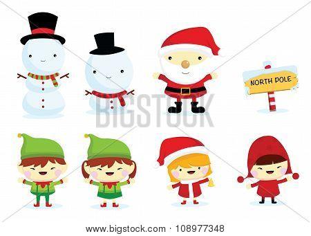Christmas Cartoon