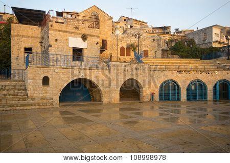The Artist Quarter, Safed (tzfat)