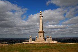Boer War Memorial Coombe Hill United Kingdom