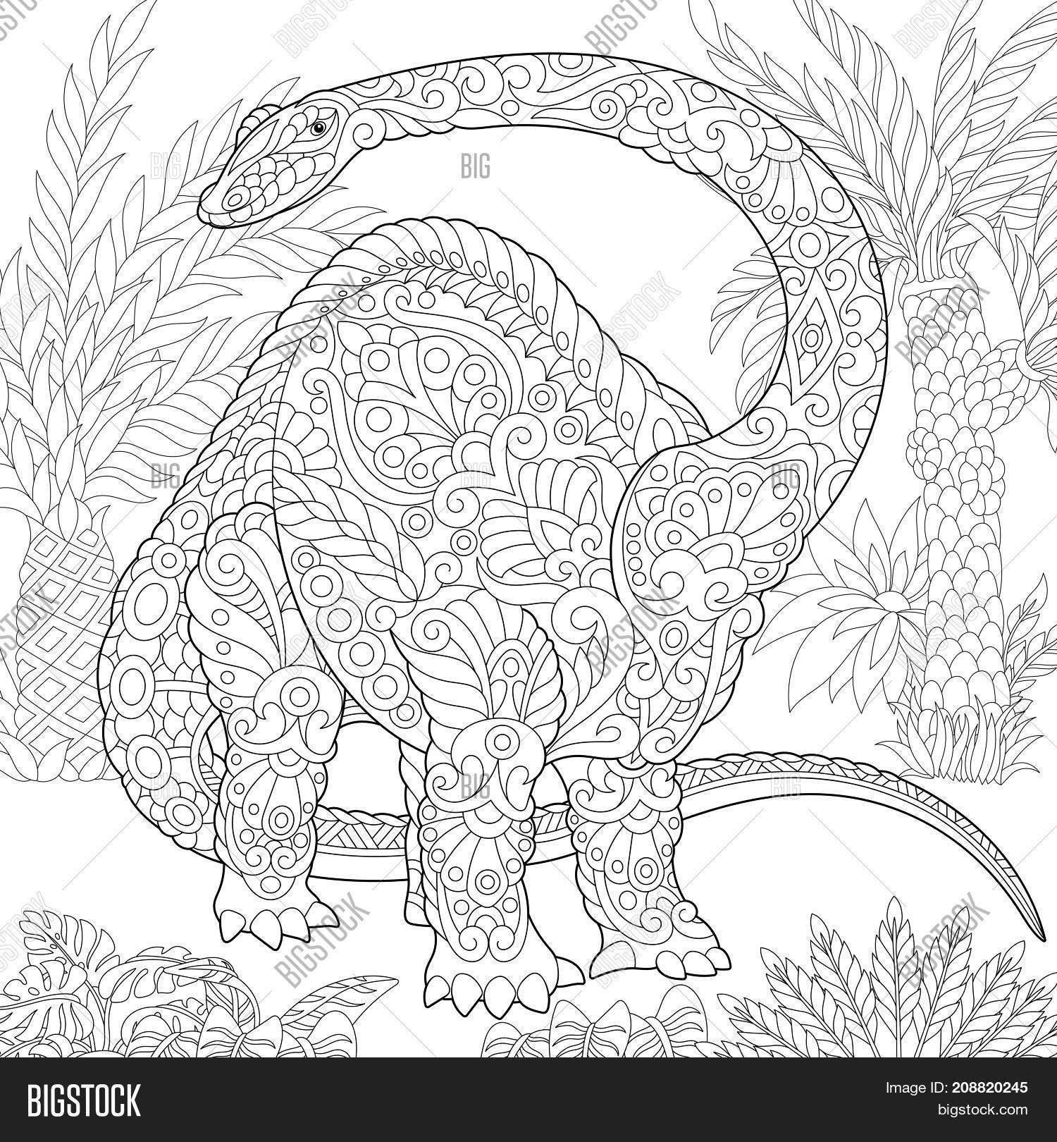Coloring Page Image & Photo (Free Trial) | Bigstock