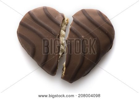 Heart Cookie - Broken