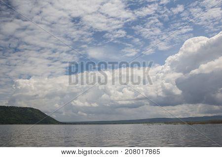 Lam Mun Bon Dam in Nakhon Ratchasim Thailand