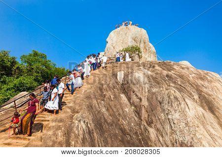 Mihintale Aradhana Gala Rock