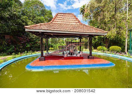 Kandy Royal Palace Park